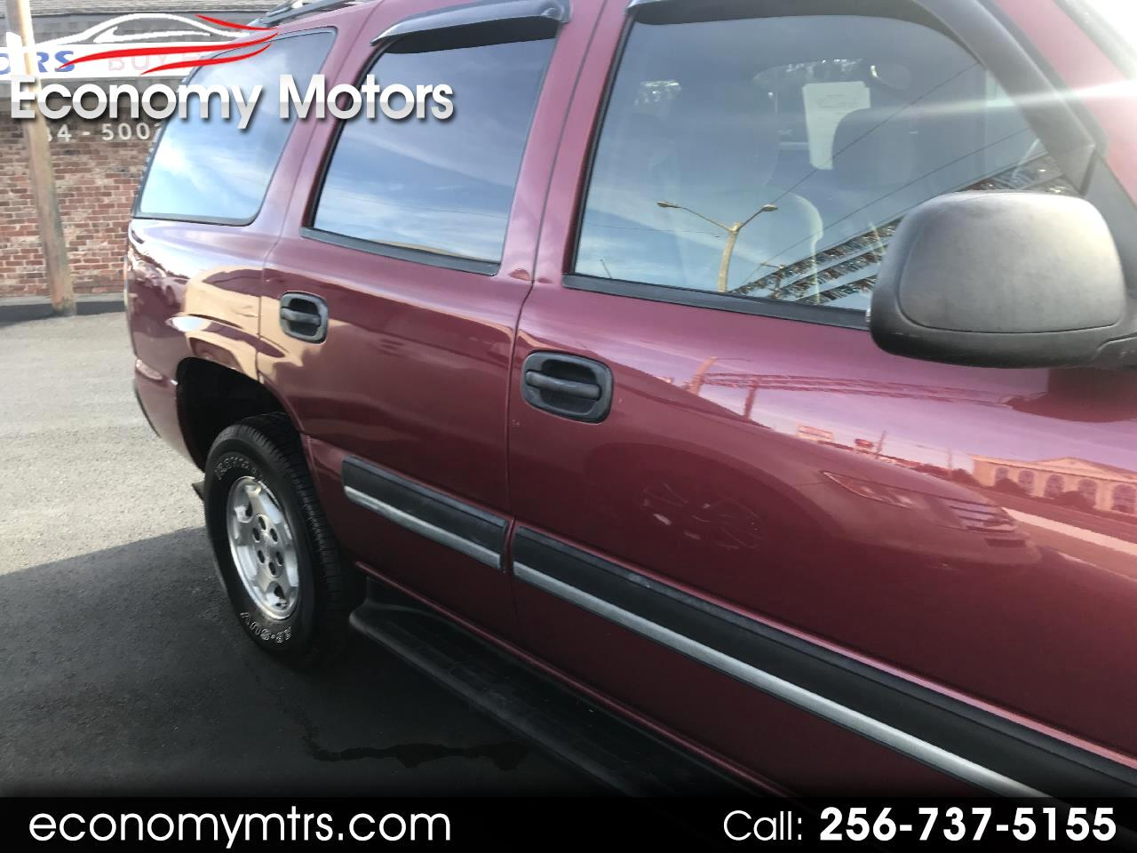 buy here pay here 2005 chevrolet tahoe 2wd for sale in cullman al 35055 economy motors. Black Bedroom Furniture Sets. Home Design Ideas