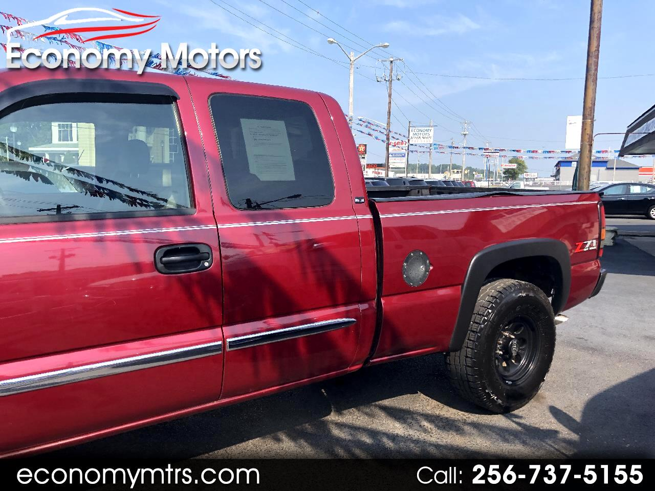 2004 GMC Sierra 1500 Ext. Cab Long Bed 4WD