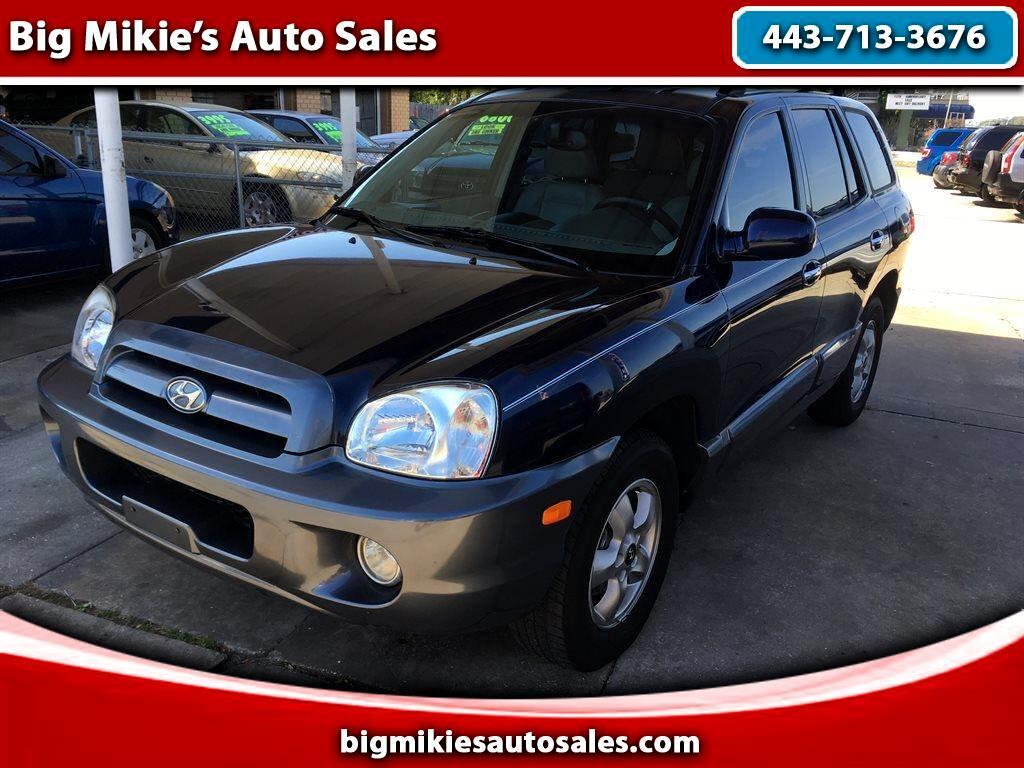 Hyundai Santa Fe GLS 2.7L 2005