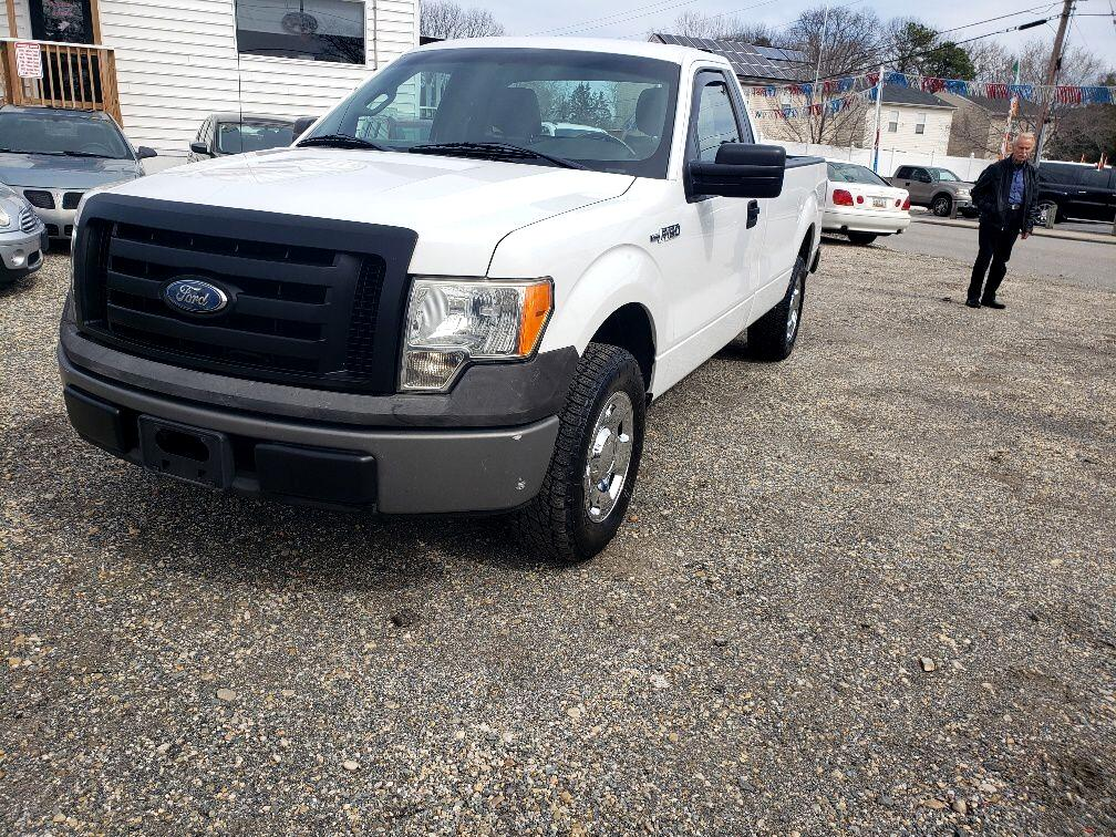 Ford F-150 XLT 2WD 2009