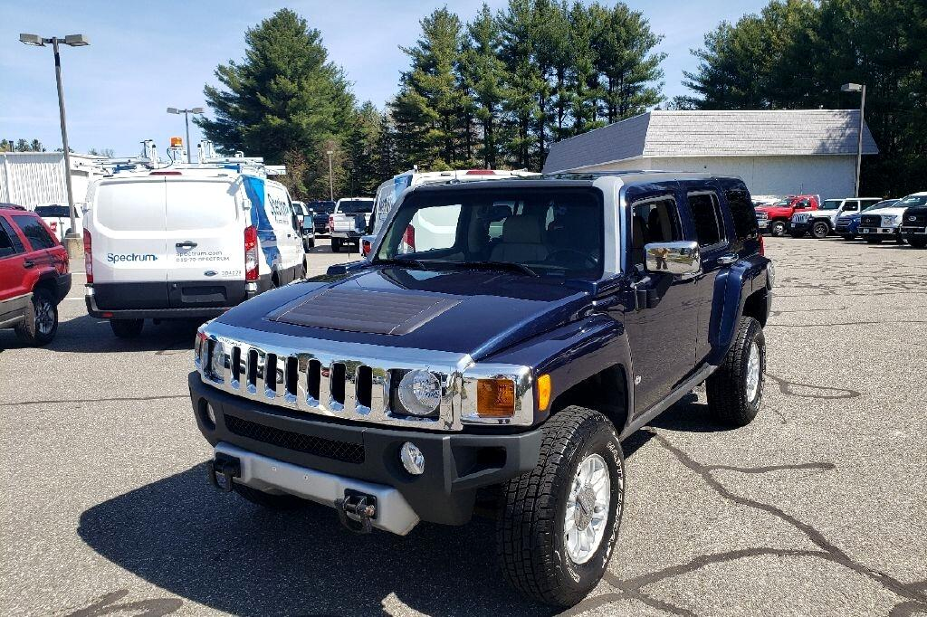 HUMMER H3 4WD 4dr SUV H3X 2008