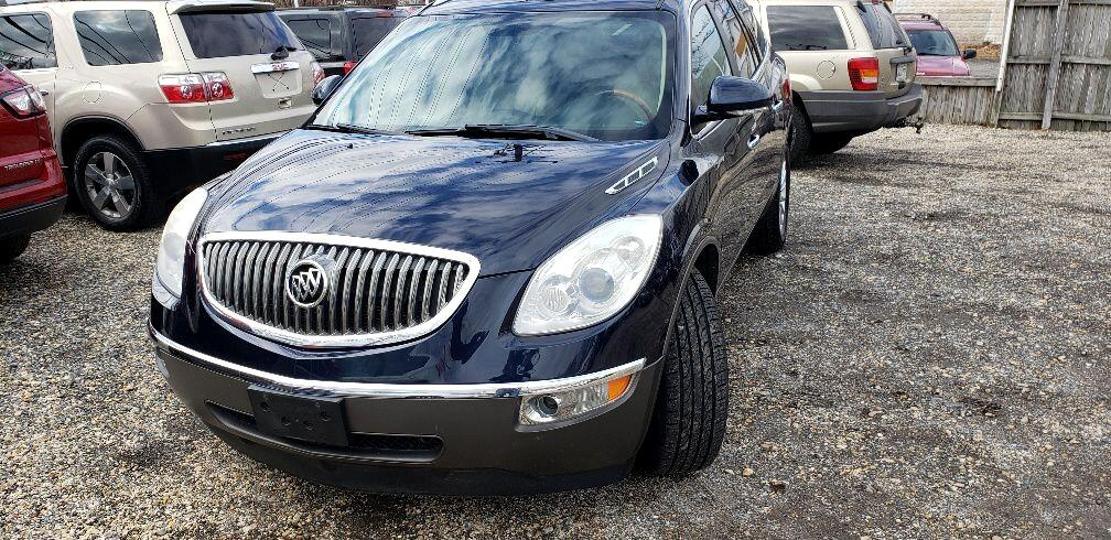 Buick Enclave CXL-2 AWD 2012