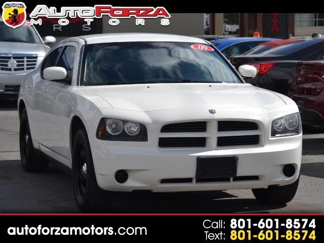 2009 Dodge Charger SE Police Interceptor