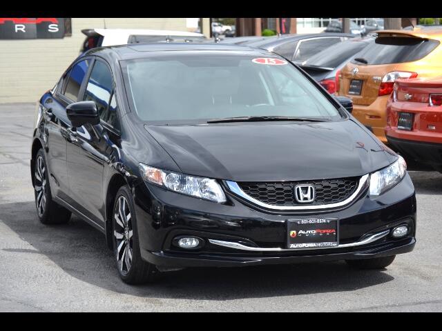 2015 Honda Civic EX-L Sedan CVT
