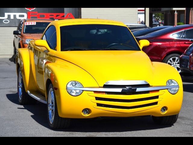 2005 Chevrolet SSR Base