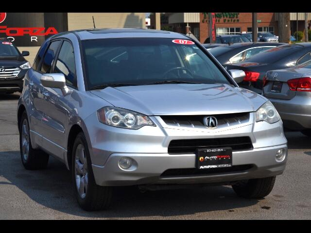 2007 Acura RDX AT with Techonology Package