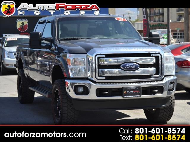 2015 Ford F-350 SD FX4 Crew Cab Long Bed 4WD
