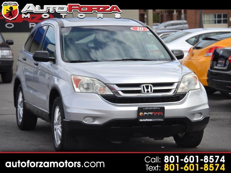 2010 Honda CR-V EX 4WD 5-Speed AT