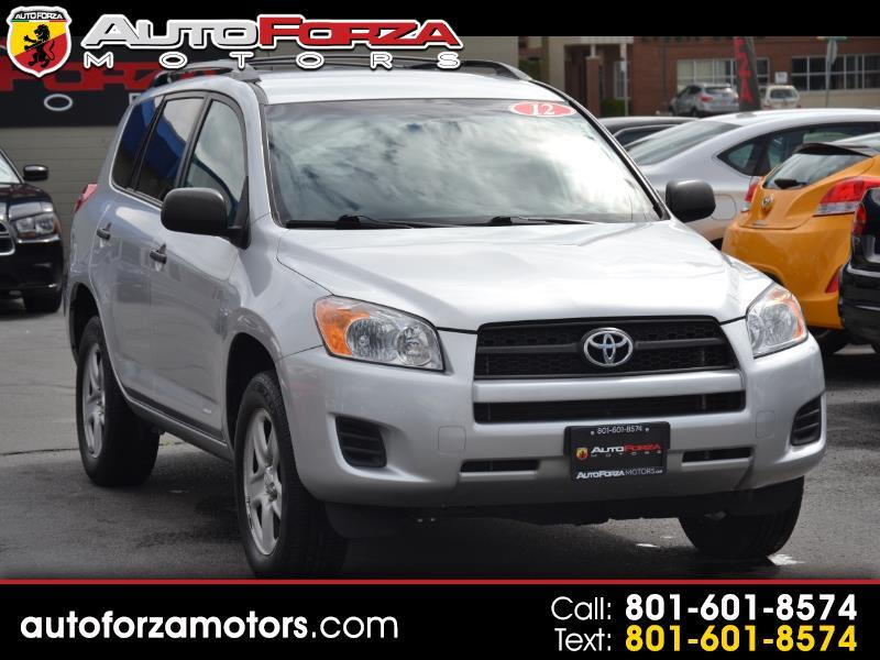 2012 Toyota RAV4 BASE AT