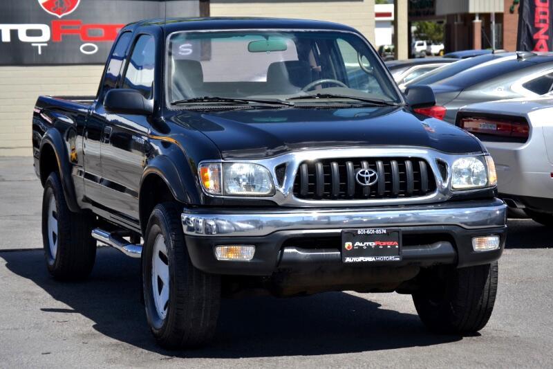 2003 Toyota Tacoma PreRunner Xtracab V6