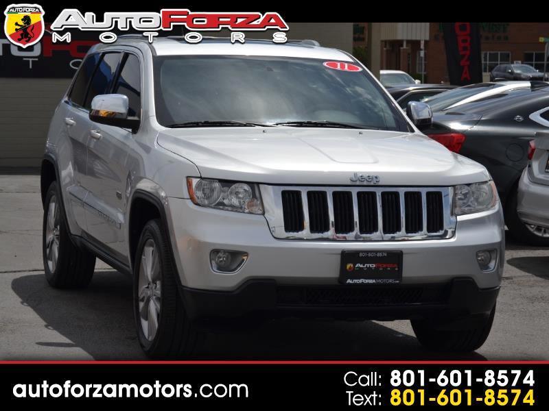 2011 Jeep Grand Cherokee Laredo 70th Anniversary 4WD