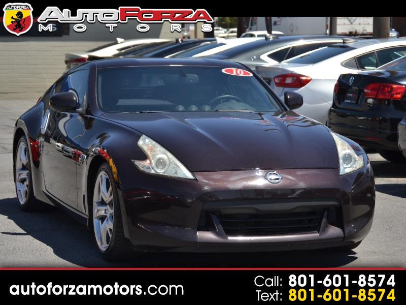 2010 Nissan Z 370Z Touring Coupe