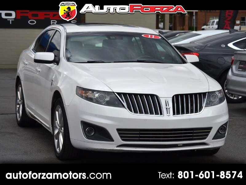2011 Lincoln MKS 3.5L with EcoBoost AWD