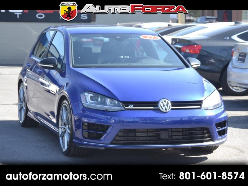 Volkswagen Golf R DCS and Navigation 6A 2017