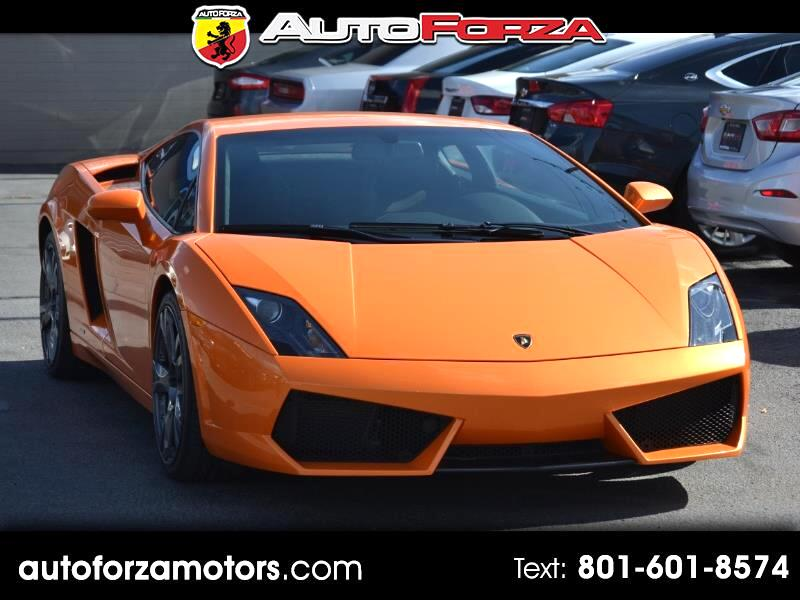 Lamborghini Gallardo LP560-4 Coupe 2009