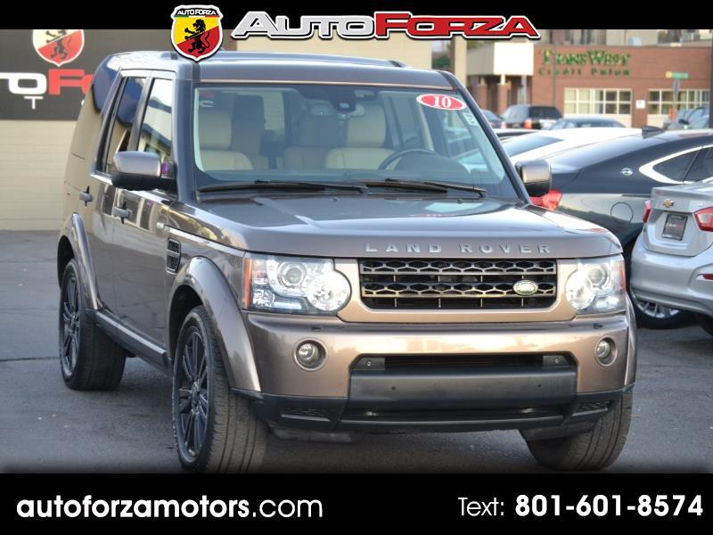 Land Rover LR4 HSE Luxury 2010