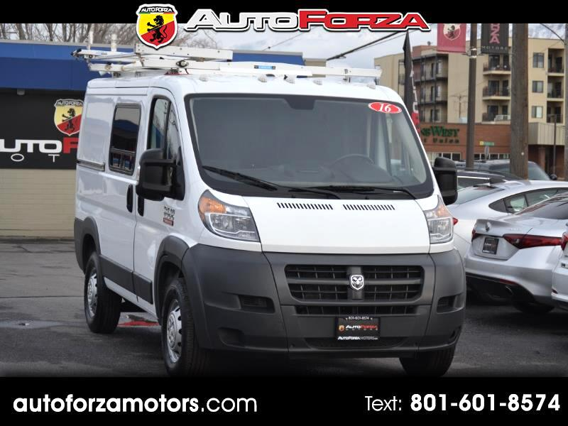 RAM Promaster 1500 Low Roof Tradesman 118-in. WB 2016