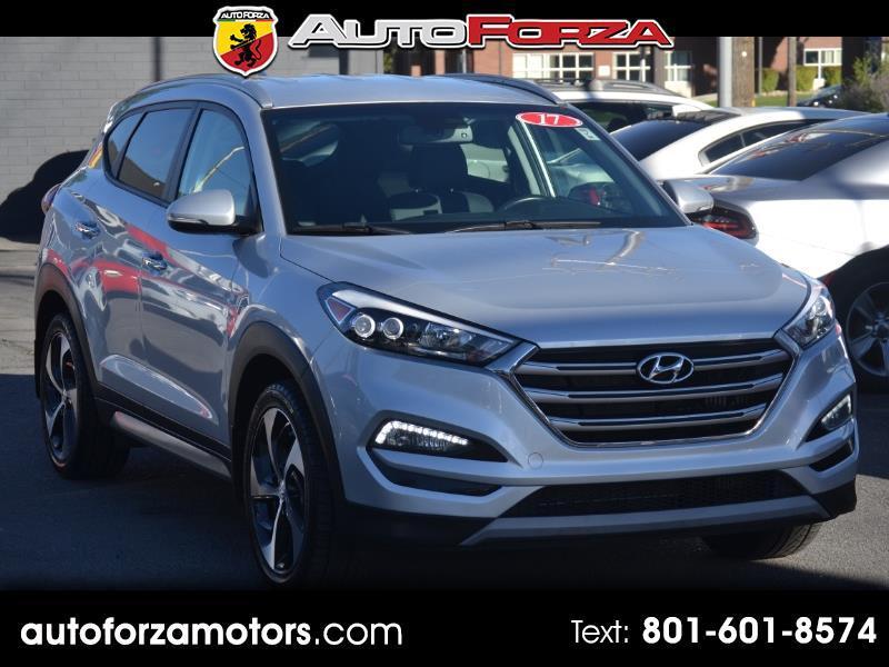 Hyundai Tucson Eco AWD 2017
