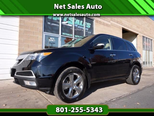 Acura MDX Tech Package 2010