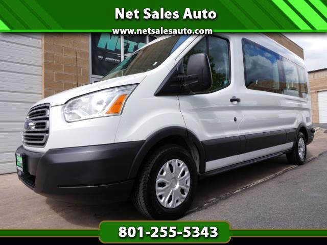 2017 Ford Transit 350 Wagon High Roof XLT