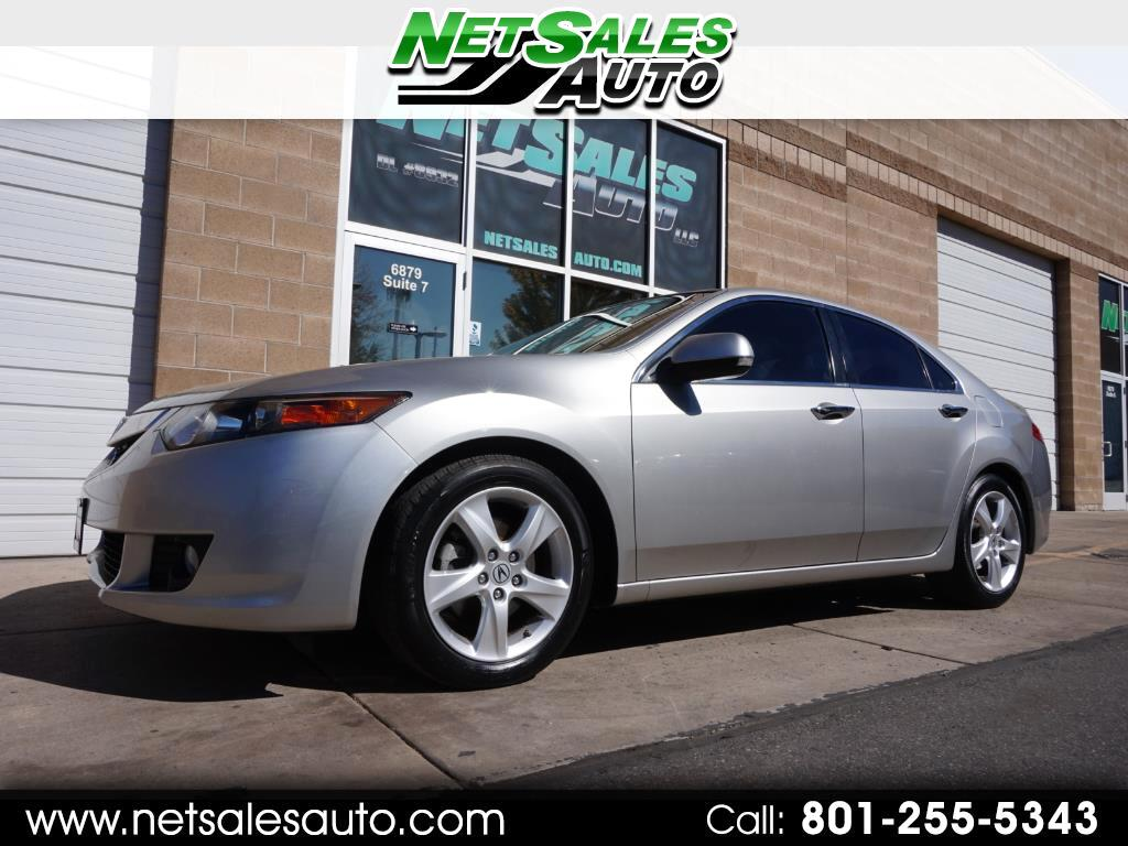 Used 2010 Acura Tsx Sold In Midvale Ut 84047 Net Sales Auto