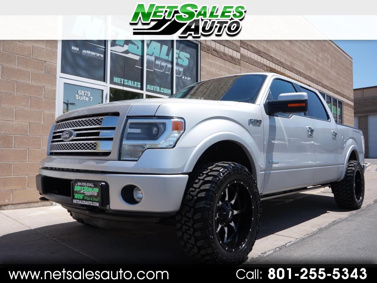 2014 Ford F-150 SuperCrew LIMITED
