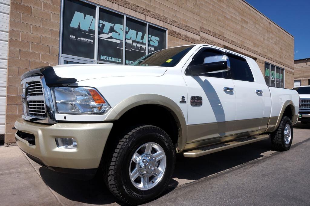 2012 RAM 3500 Laramie Longhorn Edition Mega Cab 4WD