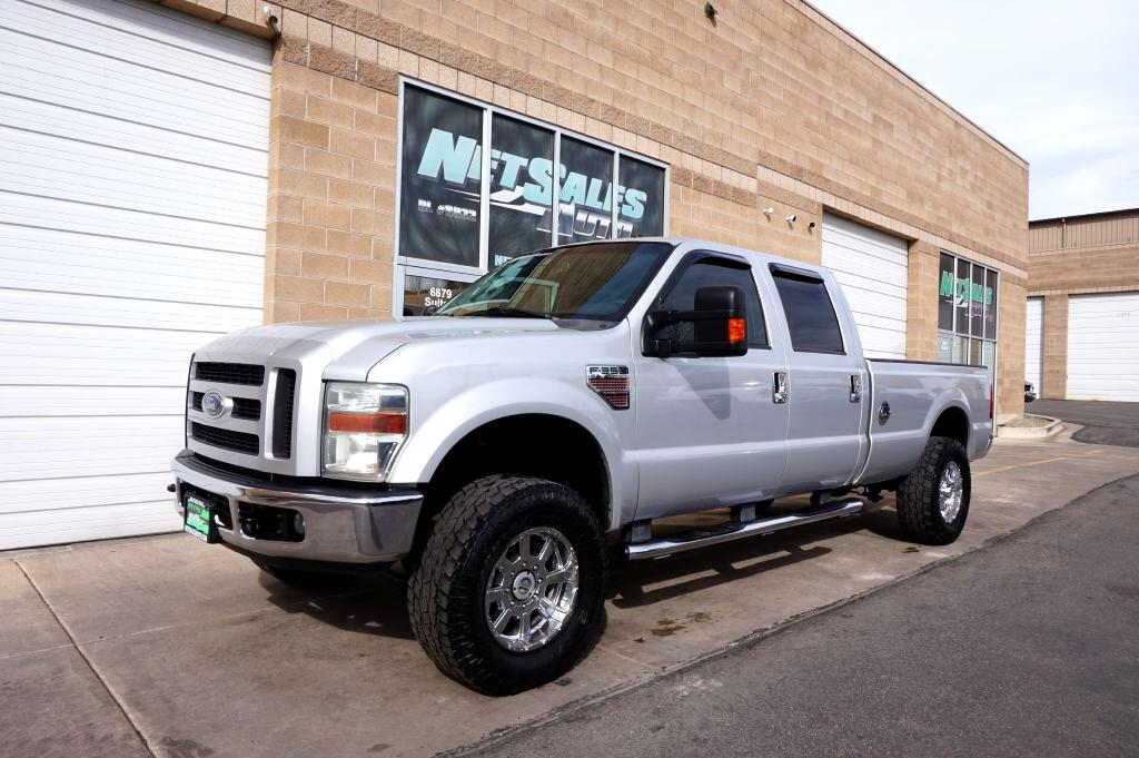 Ford F-350 SD XLT Crew Cab Long Bed 4WD 2008