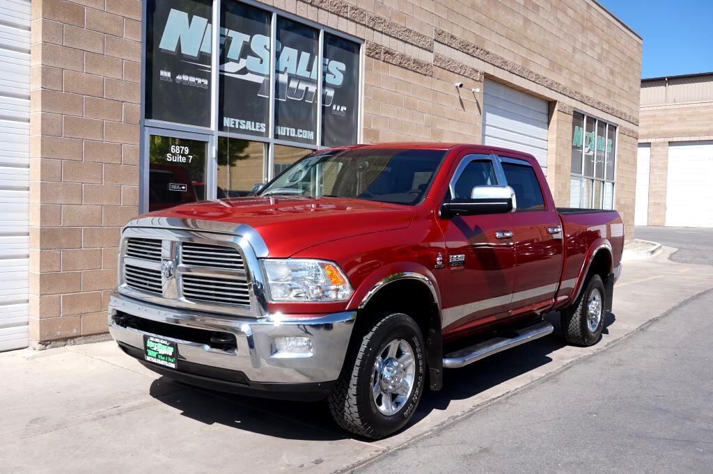 "Dodge Ram 2500 4WD Crew Cab 149"" Laramie *Ltd Avail* 2010"