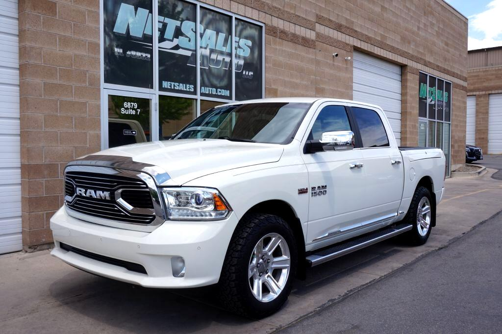 "RAM 1500 4WD Crew Cab 140.5"" Limited 2016"