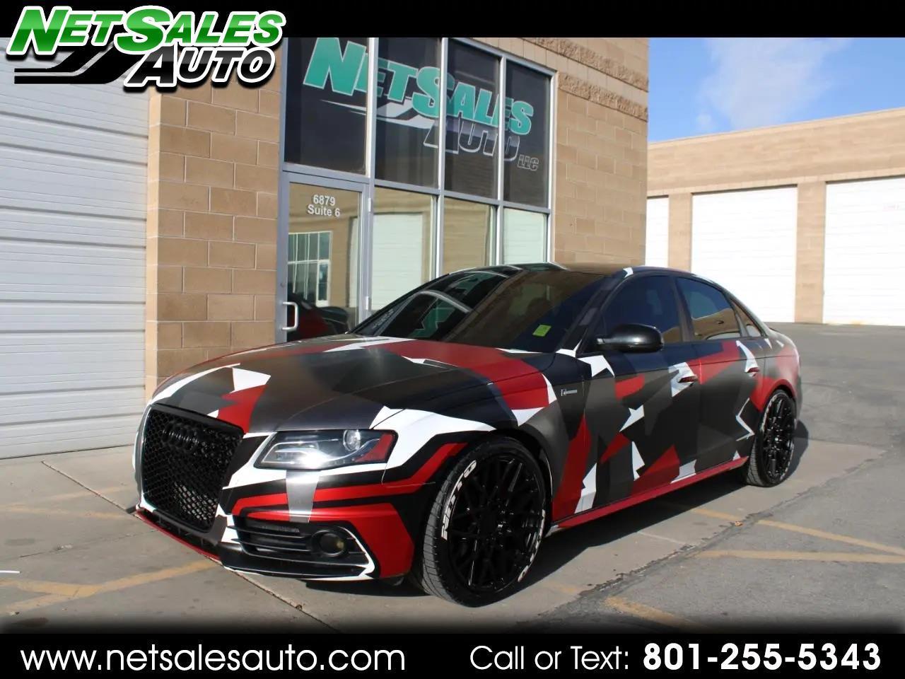 Audi S4 4dr Sdn S Tronic Premium Plus 2011