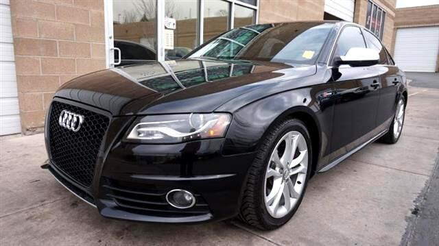 2010 Audi S4 PREMIUM PLUS