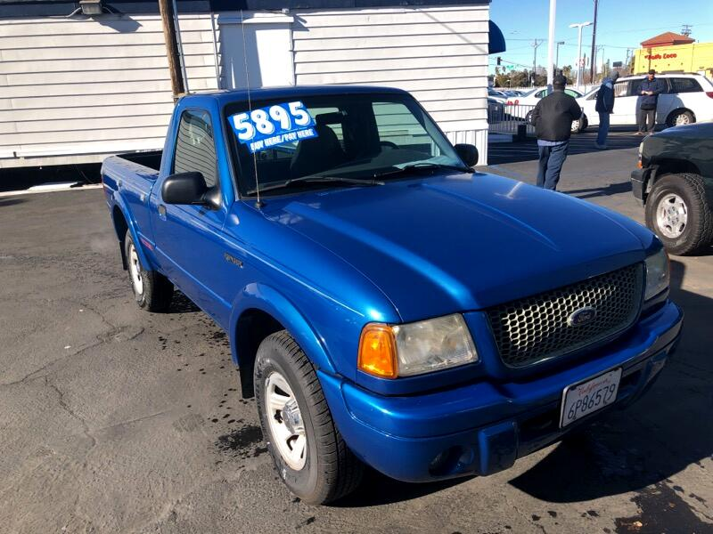 2001 Ford Ranger Edge 3.0 2WD