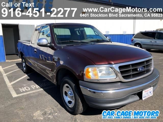 2000 Ford F-150 Base 2WD
