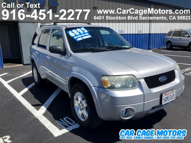 2006 Ford Escape Limited 4WD V6