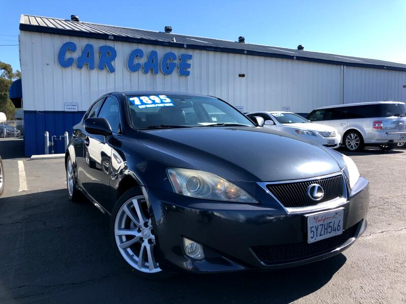 Lexus IS 250 RWD 2007