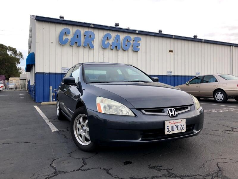 Honda Accord LX 2004