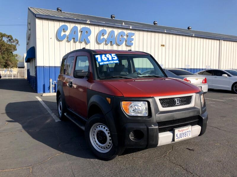 Honda Element LX 4WD AT 2004