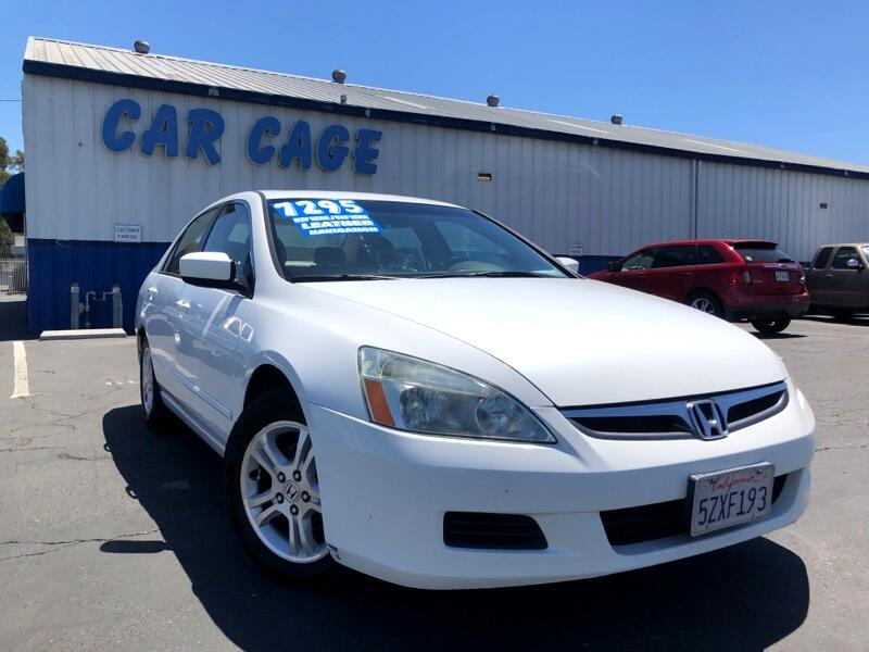 Honda Accord EX Sedan AT 2007