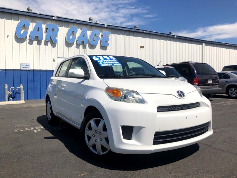 Scion xD 5-Door 2010