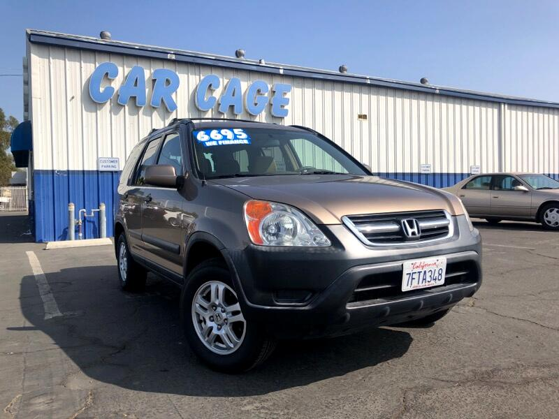 Honda CR-V EX 4WD AT 2004