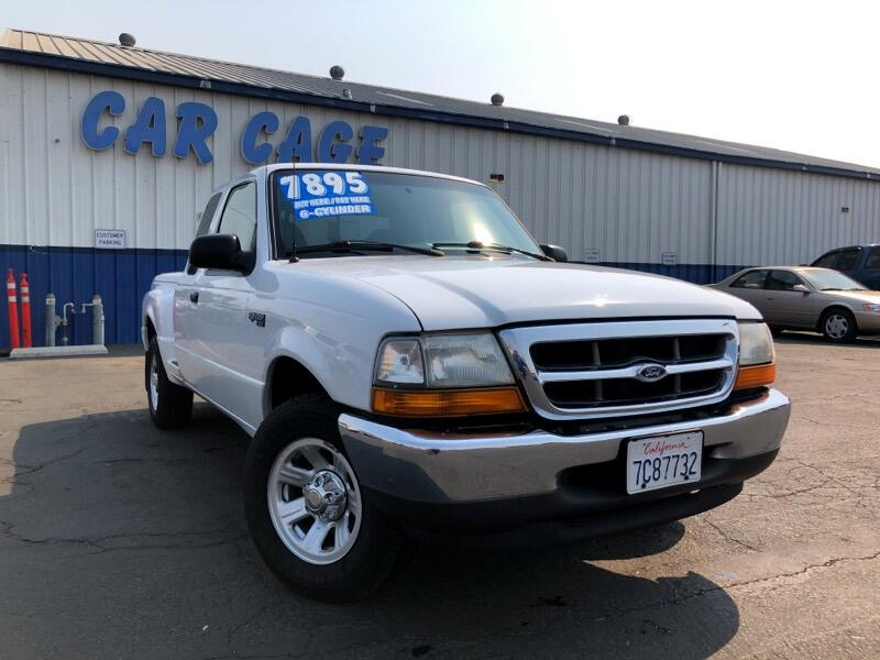 Ford Ranger Pickup  2000