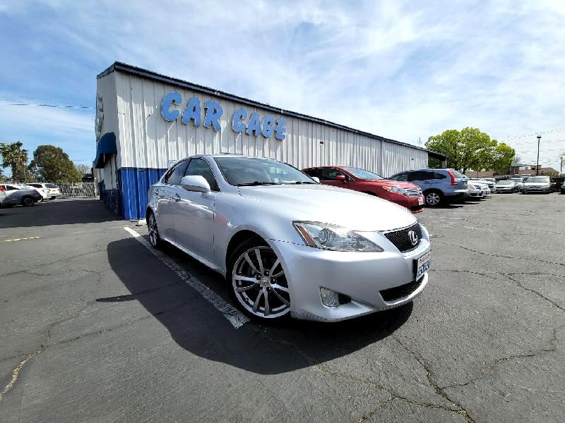 Lexus IS IS 250 6-Speed Manual 2008