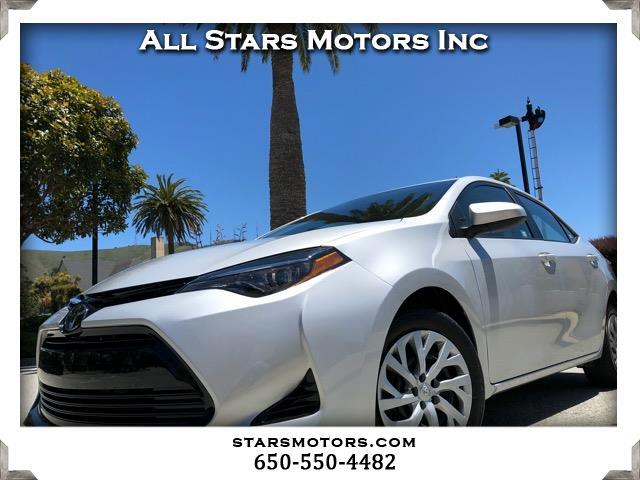 Used 2017 Toyota Corolla For Sale In Daly City, CA 94014 All Stars Motors  Inc