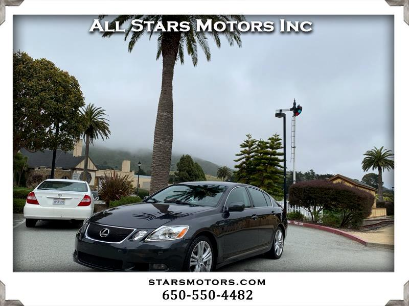 Used 2007 Lexus GS 450h for Sale in Daly City, CA 94014 All Stars