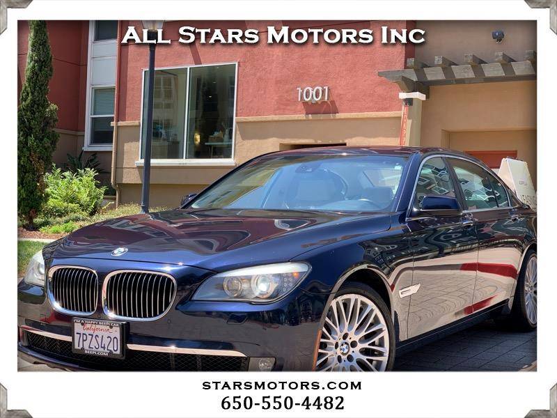 2011 BMW 740Li LUXURY