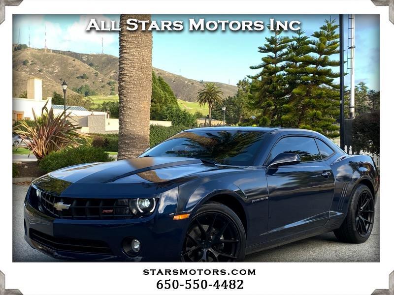 Chevrolet Camaro LT1 Coupe 2010