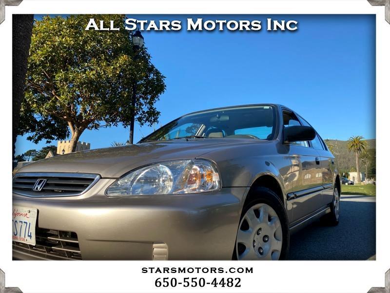 Honda Civic LX sedan 2000