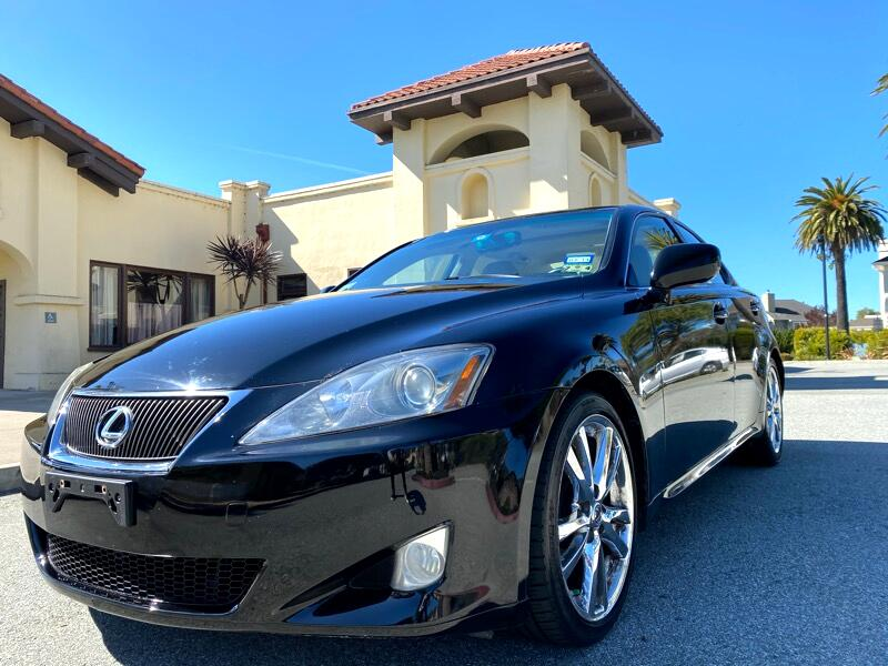 Lexus IS IS 250 6-Speed Sequential 2006