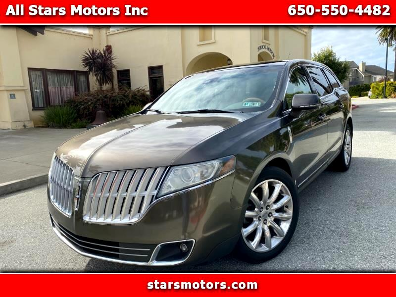 Lincoln MKT 3.7L AWD 2011